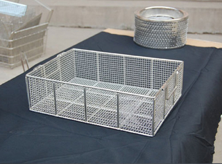 Wire Washing Basket