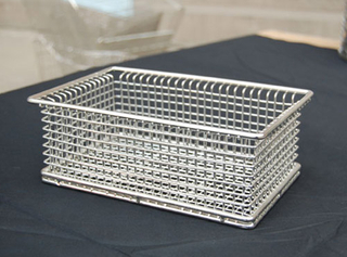 Industrial Wire Baskets