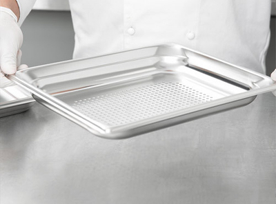 Stainless Steel Perforated Sheet for Food